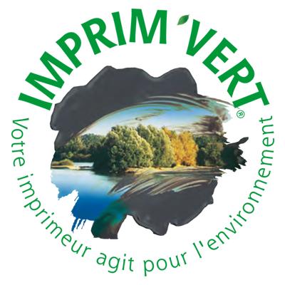 Label Imprim'Vert - Votre imprimeur agit pour l'environnement
