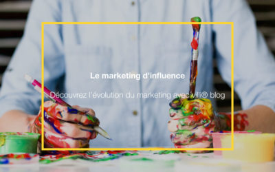 Le marketing d'influence, la nouvelle tendance !