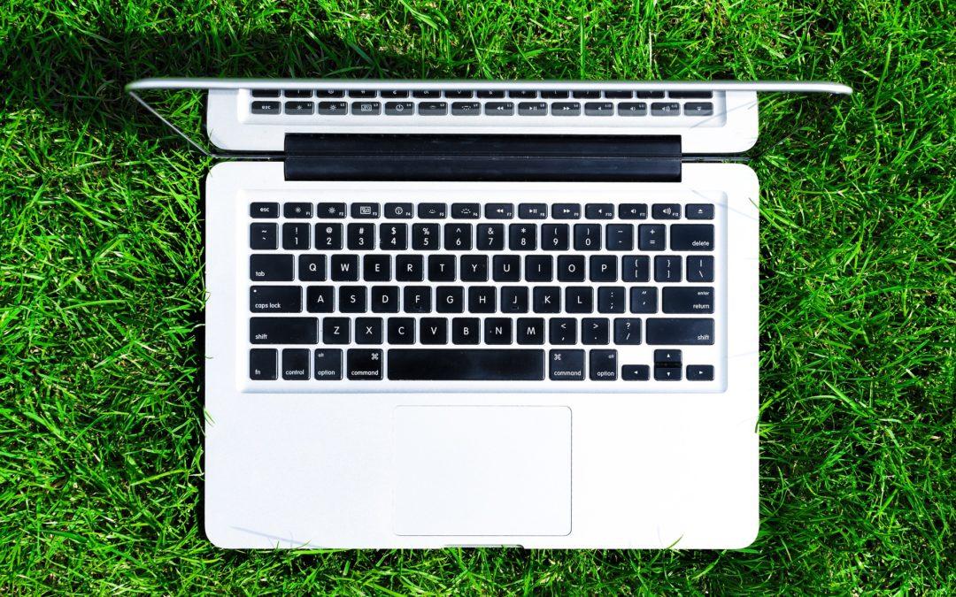 Utiliser le web de façon écologique, c'est possible !